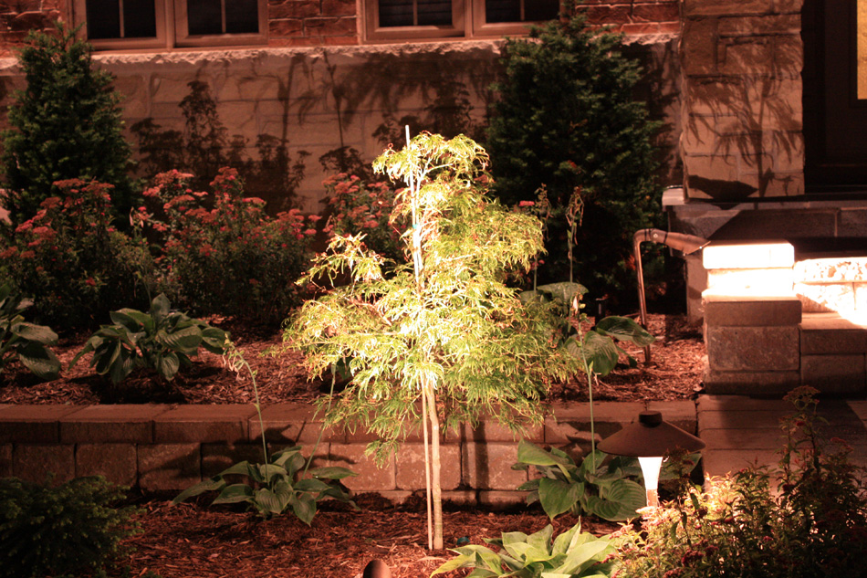 Landscape lighting raintree irrigation outdoor systems landscape lighting mozeypictures Images
